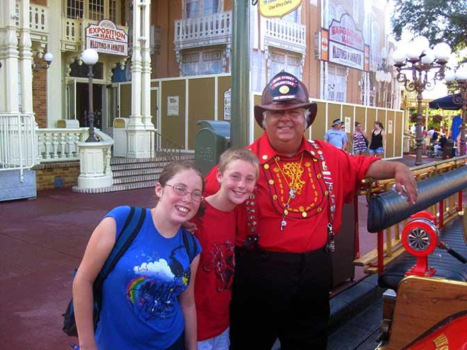 Chief Smokey Miller 2010