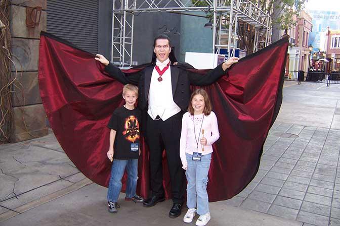 Dracula Universal Studios Hollywood 2007