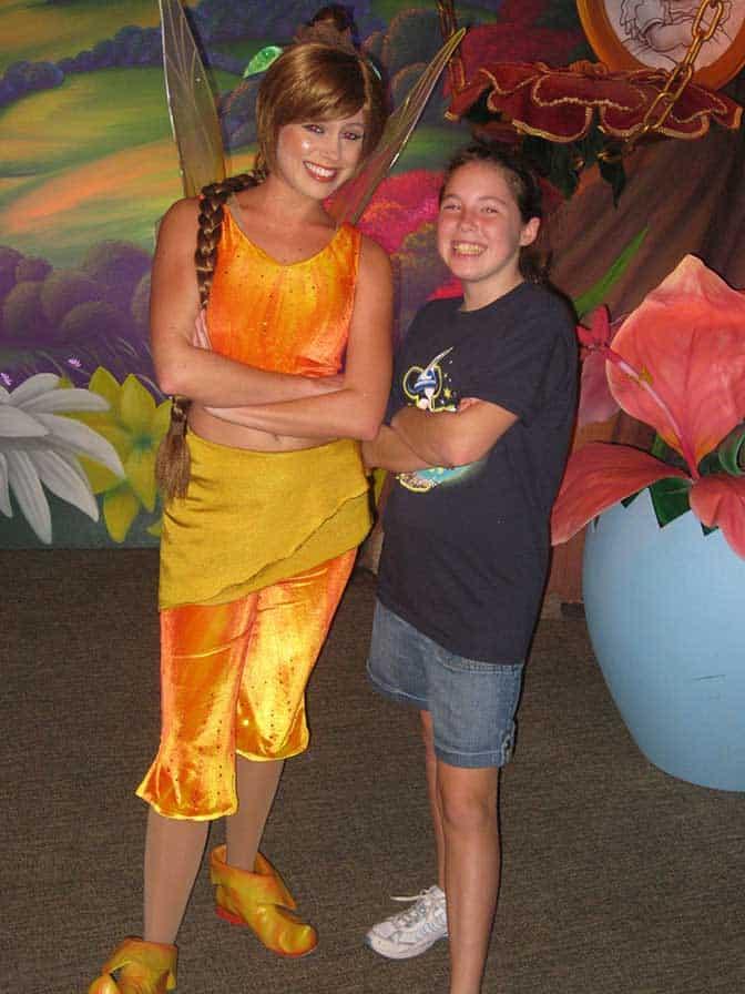 Fawn in the Magic Kingdom 2009