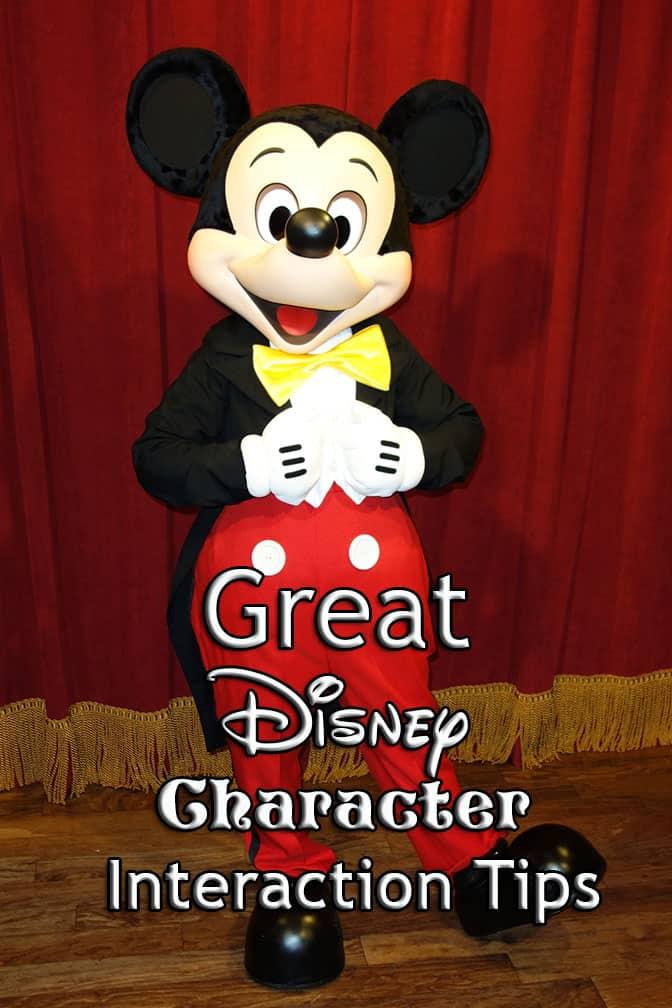 51f7fa515 Disney Character Interaction Tips | KennythePirate.com