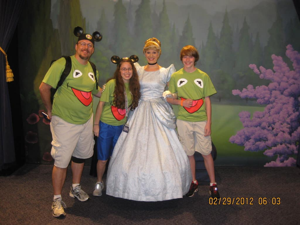 2 TST Princess Cinderella