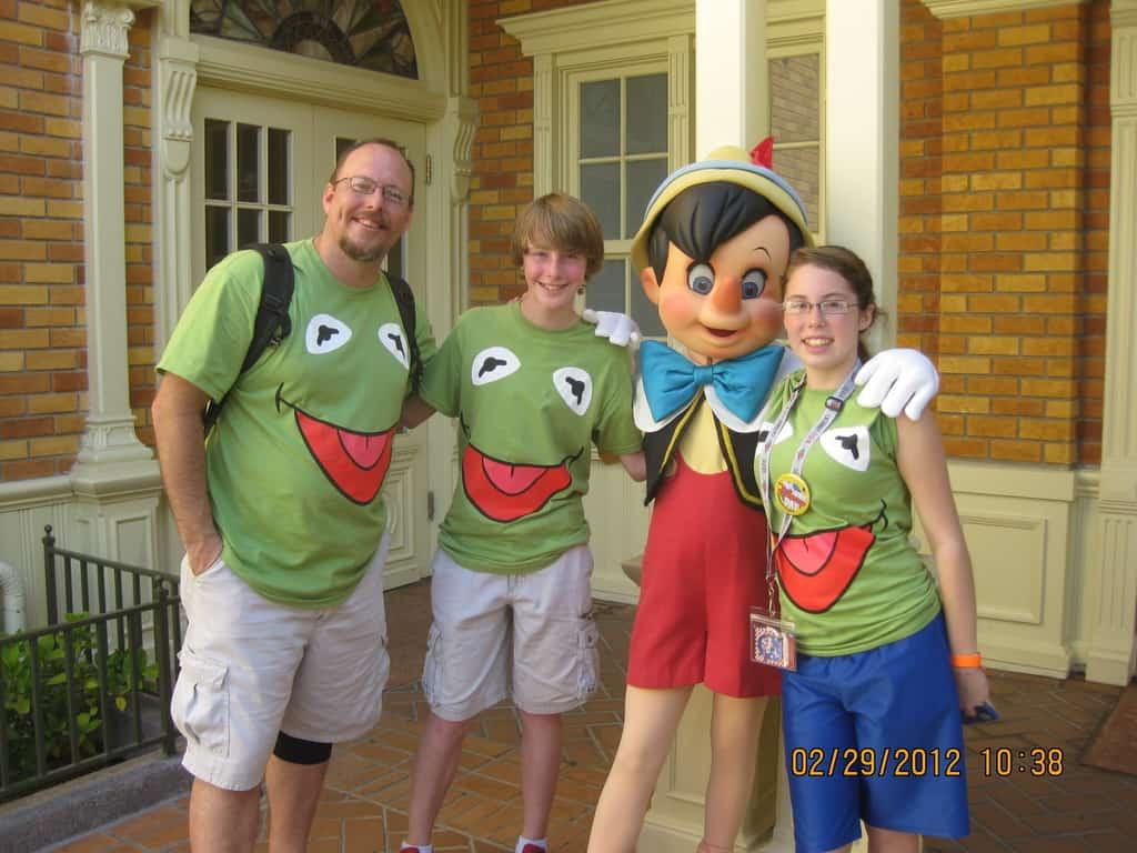31 Pinocchio