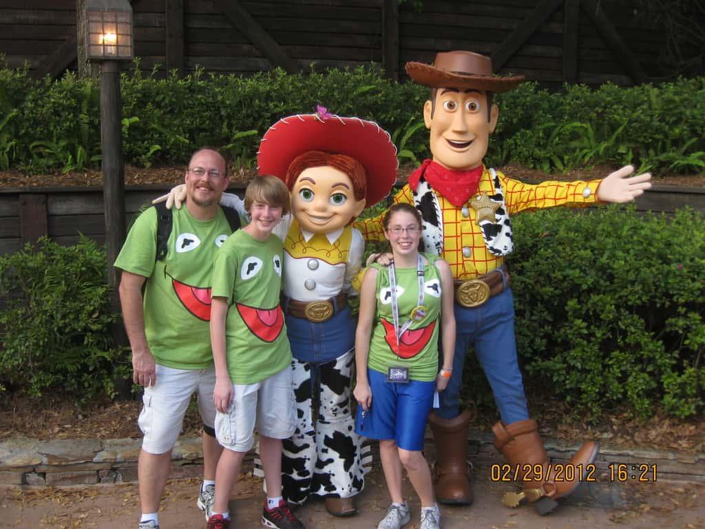 51 Woody & Jessie