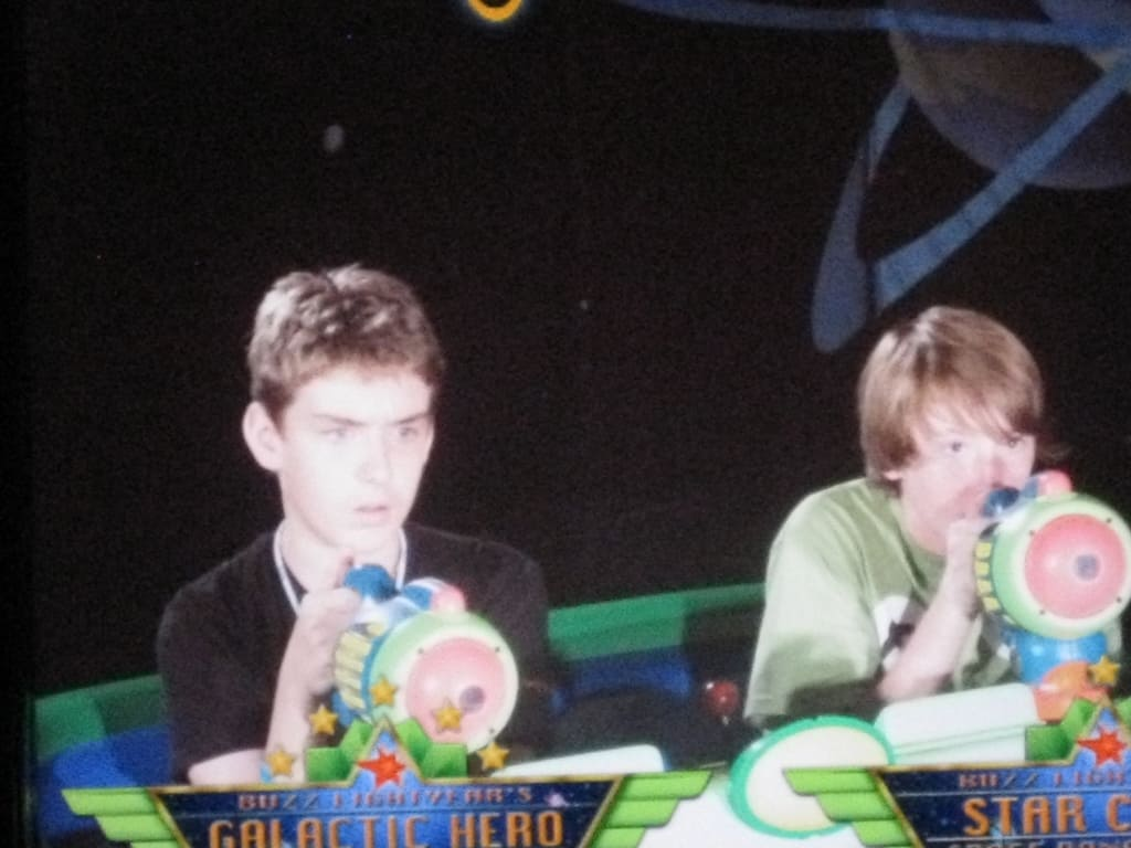 67 Buzz Lightyear Ride (5)