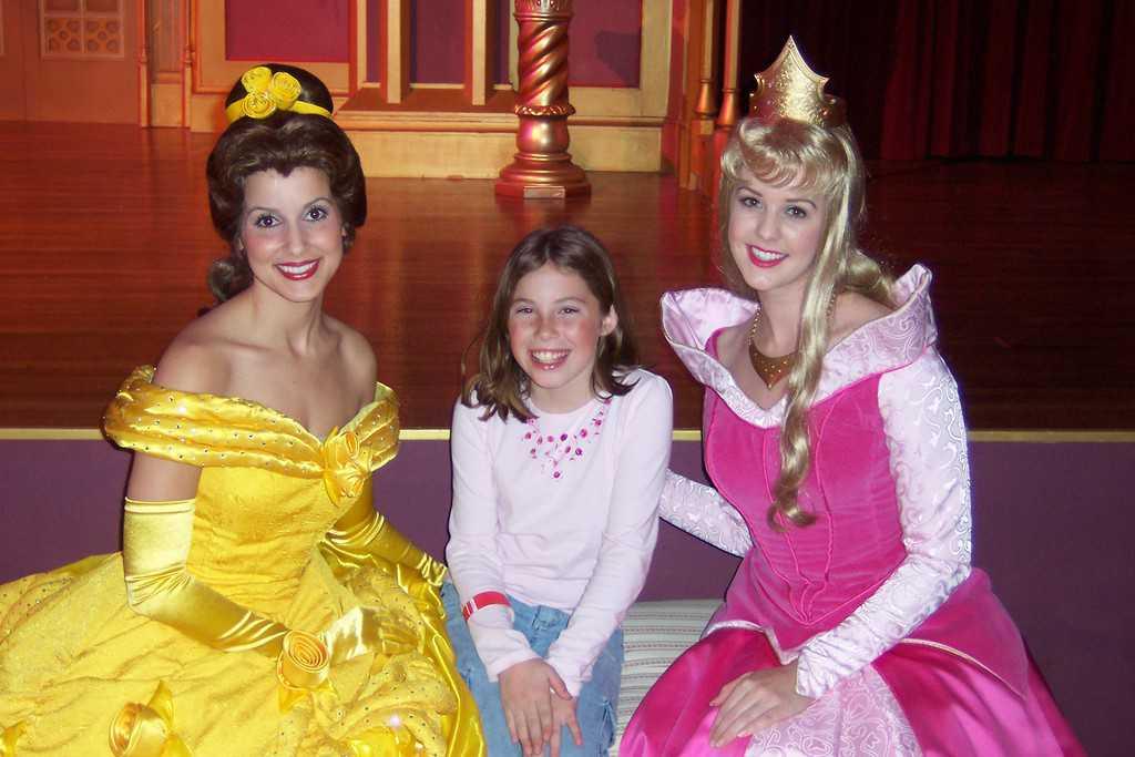 Belle & Aurora 2007