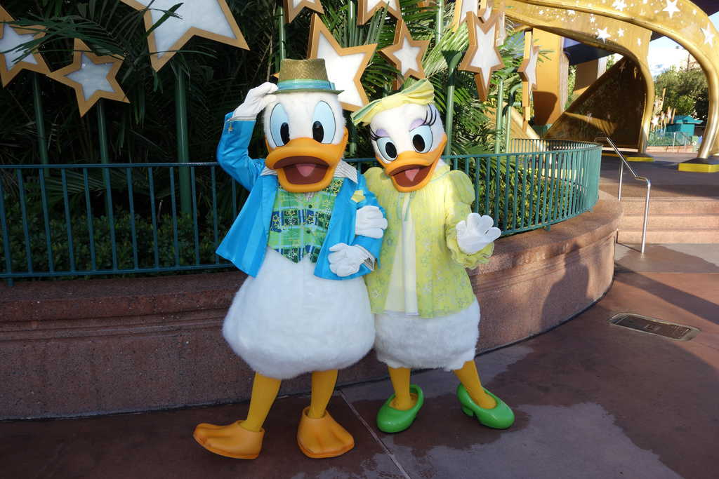 Daisy and Donald HS 2012