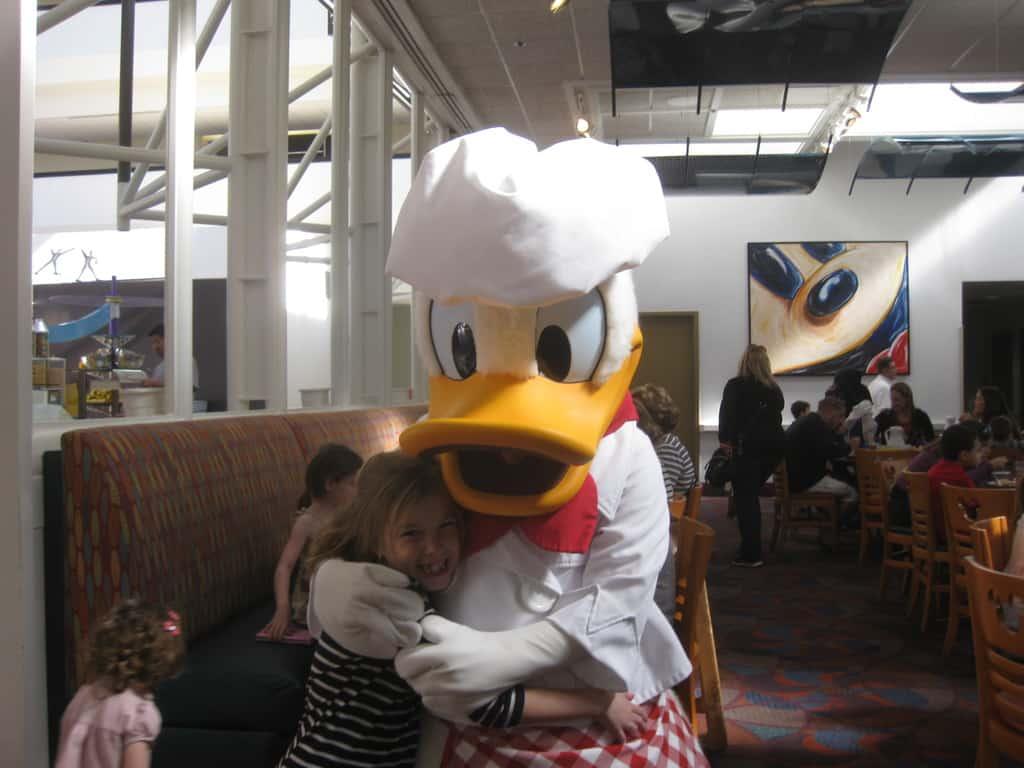 Donald Chef Mickeys 2011 (4)