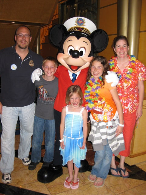 Mickey 2009 DCL
