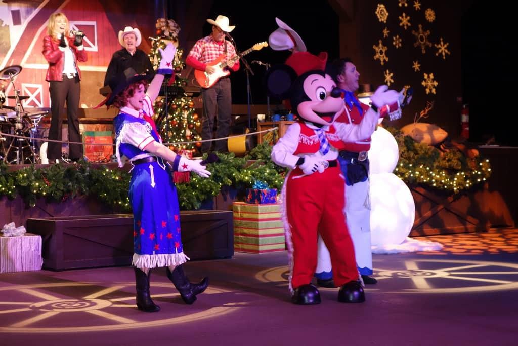 Mickey BBQ Dec 2012