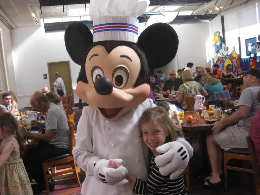 Mickey Chef Mickeys 2011