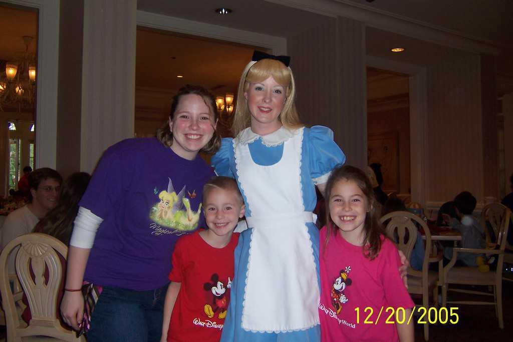Alice 2005