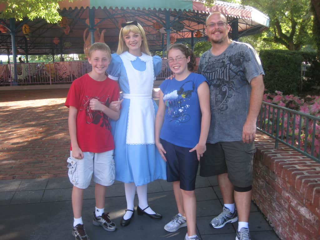 Alice 2010