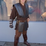 Anakin Skywalker Star Wars Weekends 2013