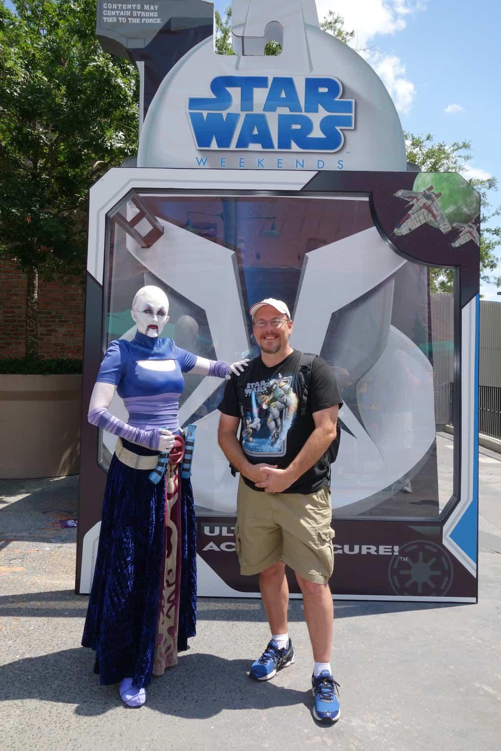 Asajj Ventress Star Wars Weekends 2013