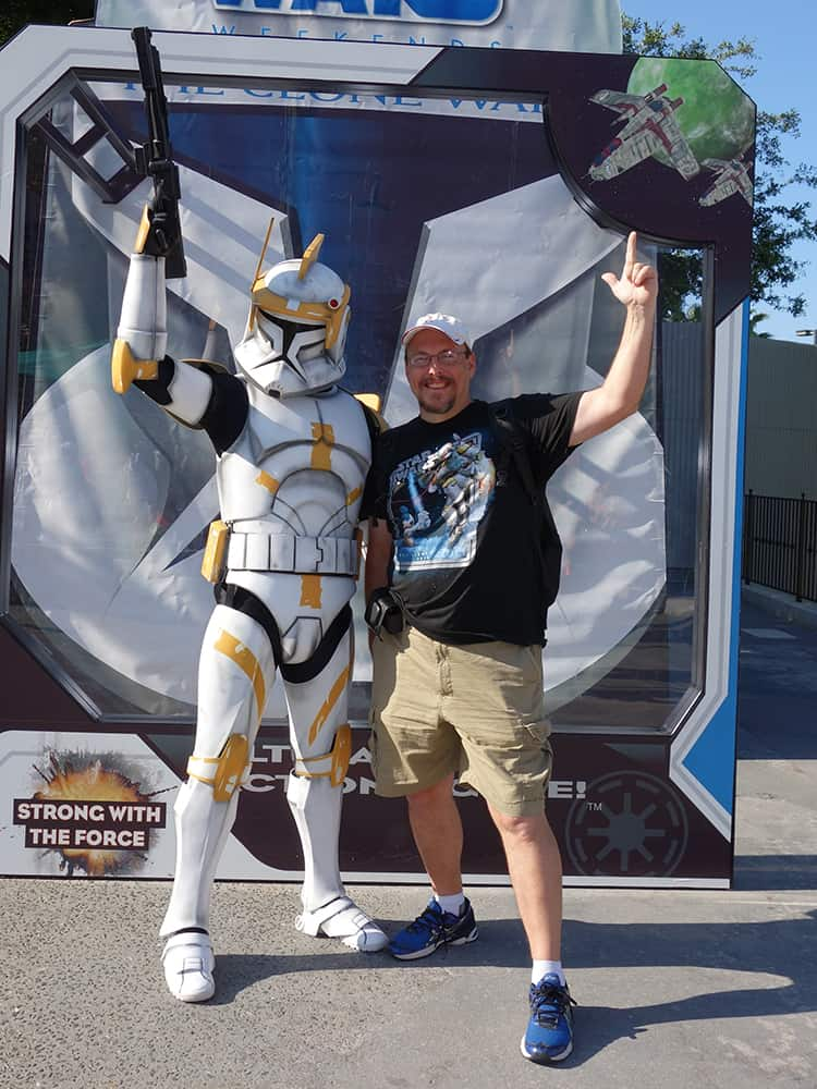 Commander Cody Star Wars Weekends 2013 (1)
