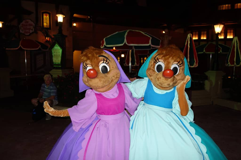 Suzy and Perla at Mickey's Not So Scary Halloween Party 2012 (Random appearance)