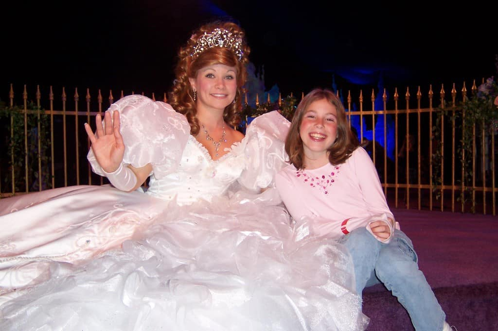 Giselle meet and greet, El Captian Theater, Enchanted Movie Premier