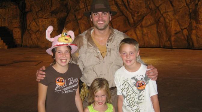 Walt Disney World, Hollywood Studios, Meet Indiana Jones