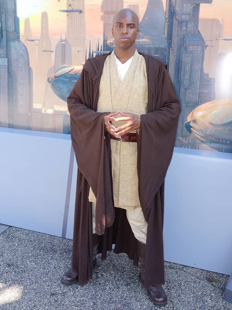 Mace Windu Star Wars Weekends 2013