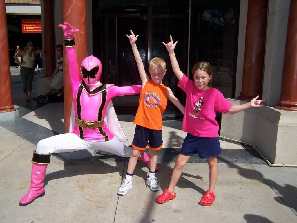 2006 Pink Ranger