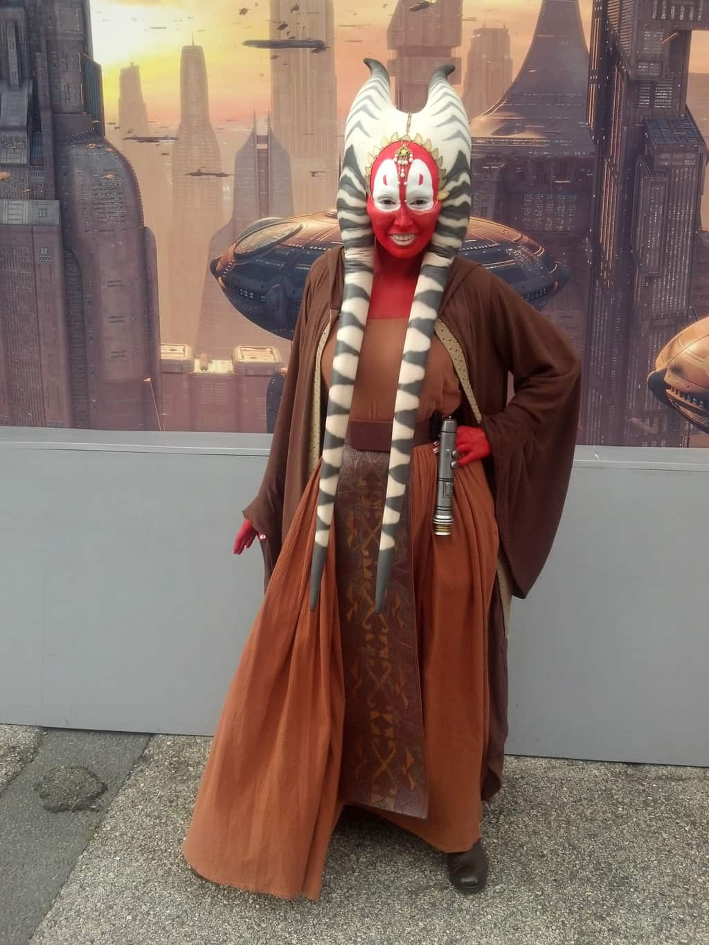 Shaak Ti Star Wars Weekends 2012 - Jedi Council