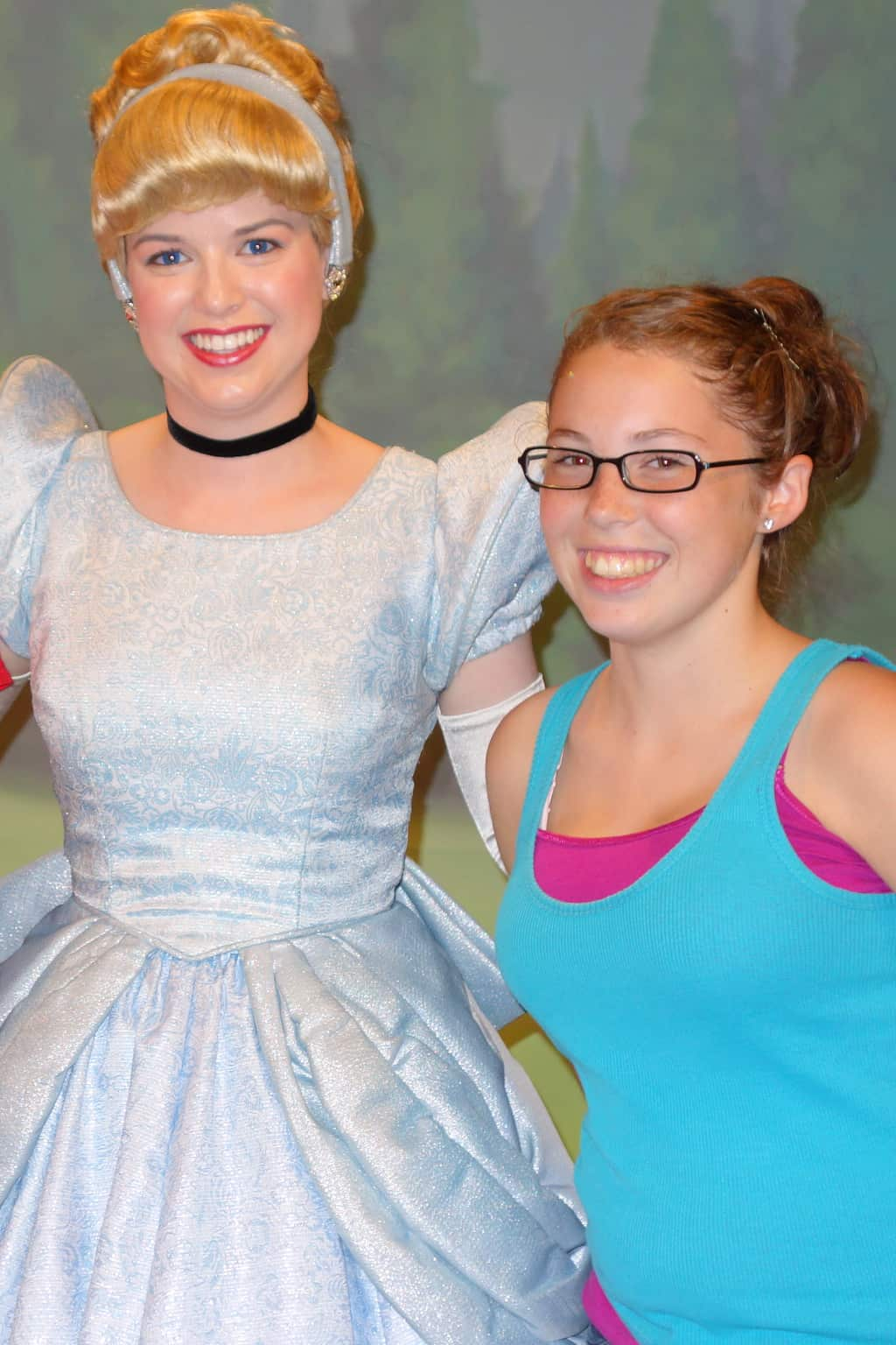 Cinderella at Town Square Theater in Magic Kingdom 2011