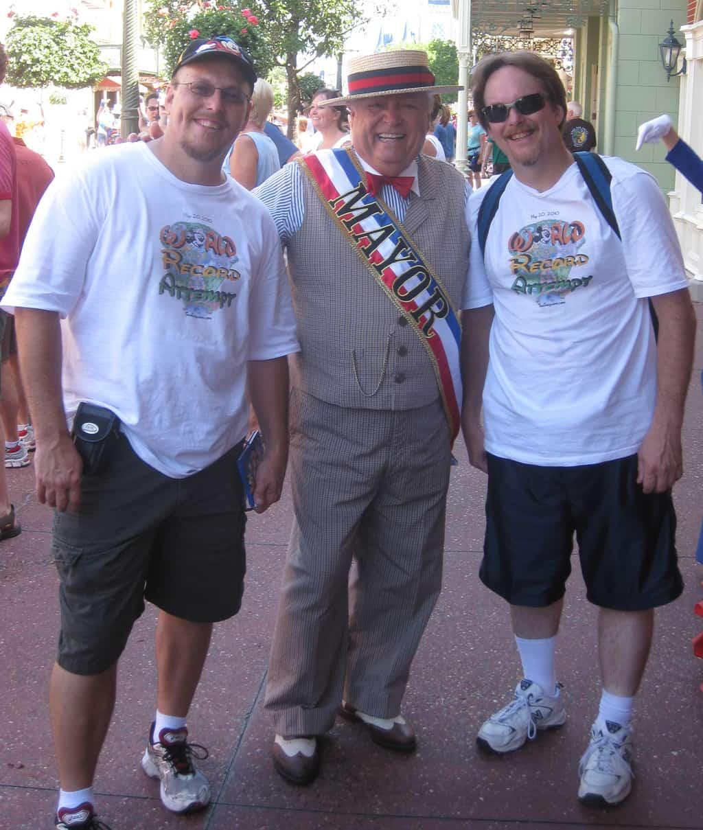 Mayor Christopher George Weaver 2009