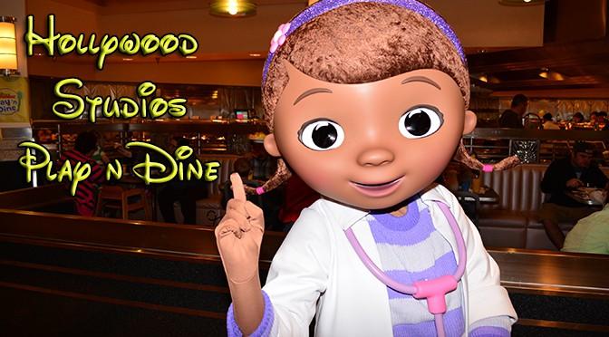 Disney Junior Play 'n Dine Lunch
