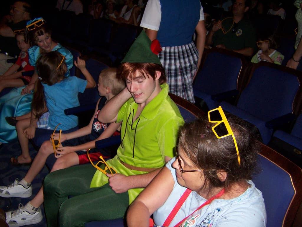 Peter Pan 2006 Family Magic Tour