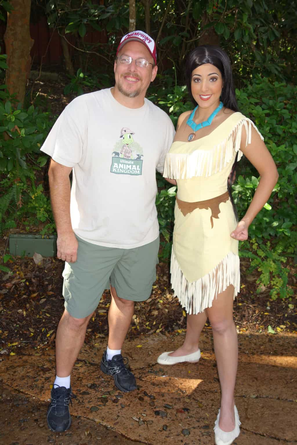 Pocahontas AK 2012 Camp Minnie Mickey