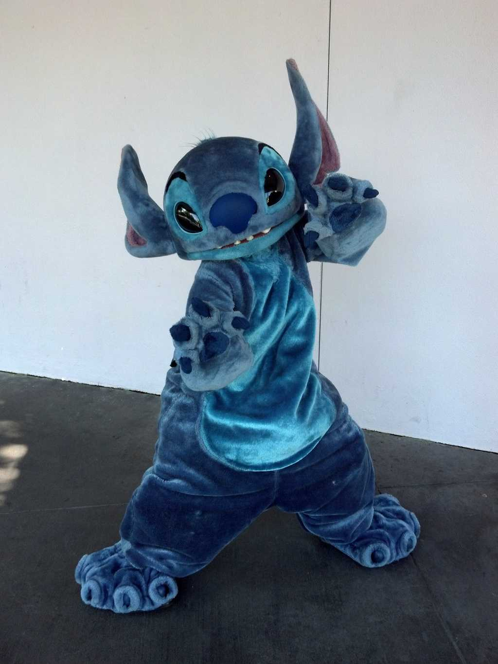 stitch meet and greet magic kingdom