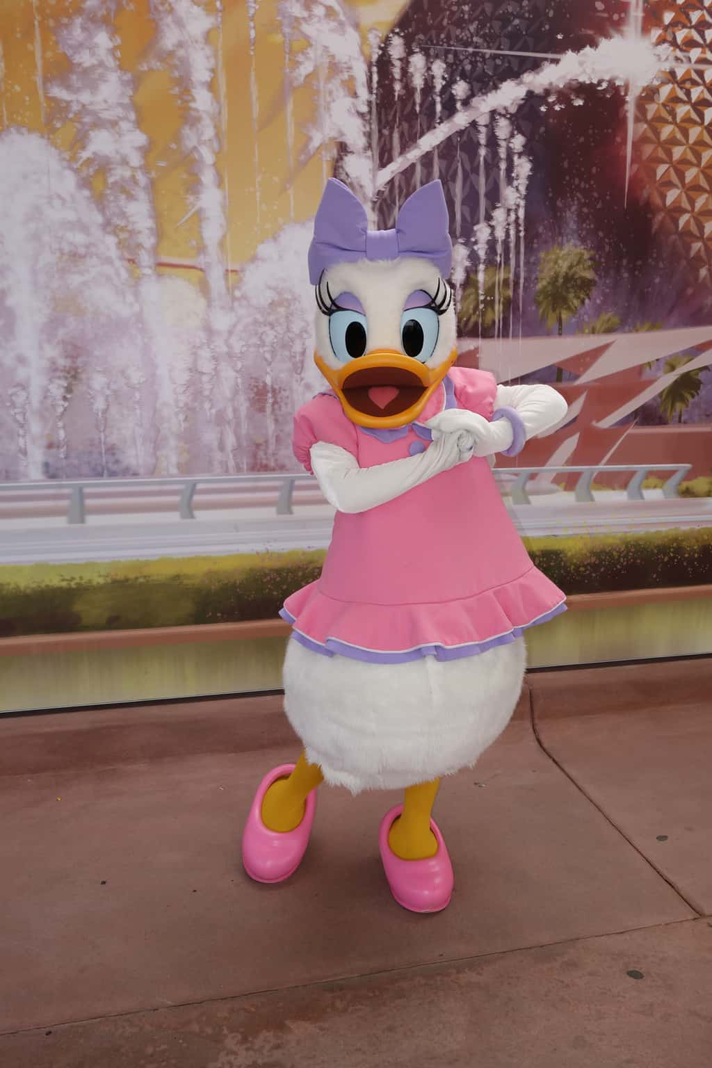 Daisy Duck - KennythePirate.com
