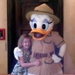 Daisy Duck tusker House