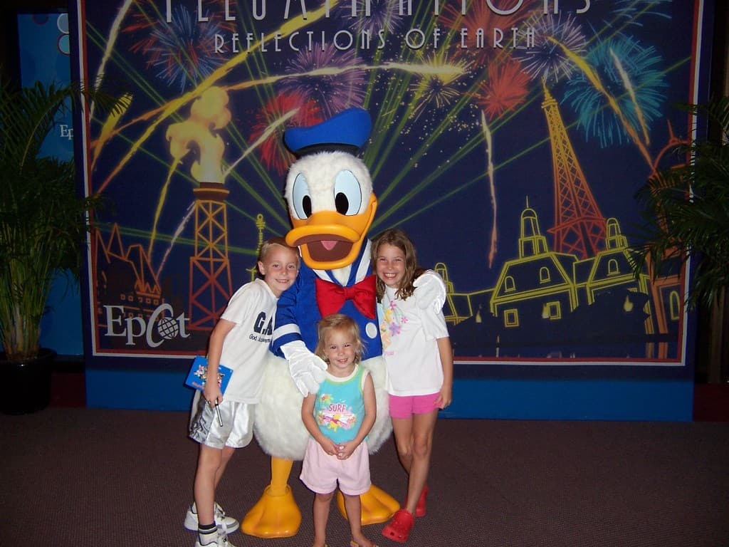 Donald Duck as The Astounding 2012