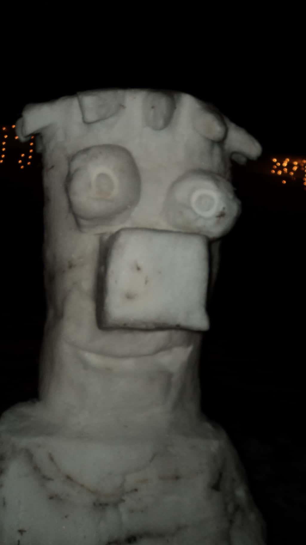 Ferb Snowman