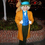 Mad Hatter Mickey's Not So Scary Halloween Party September 2012