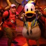 Donald Duck as The Astounding 2012