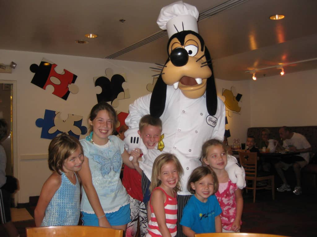 Chef Mickey's 2009