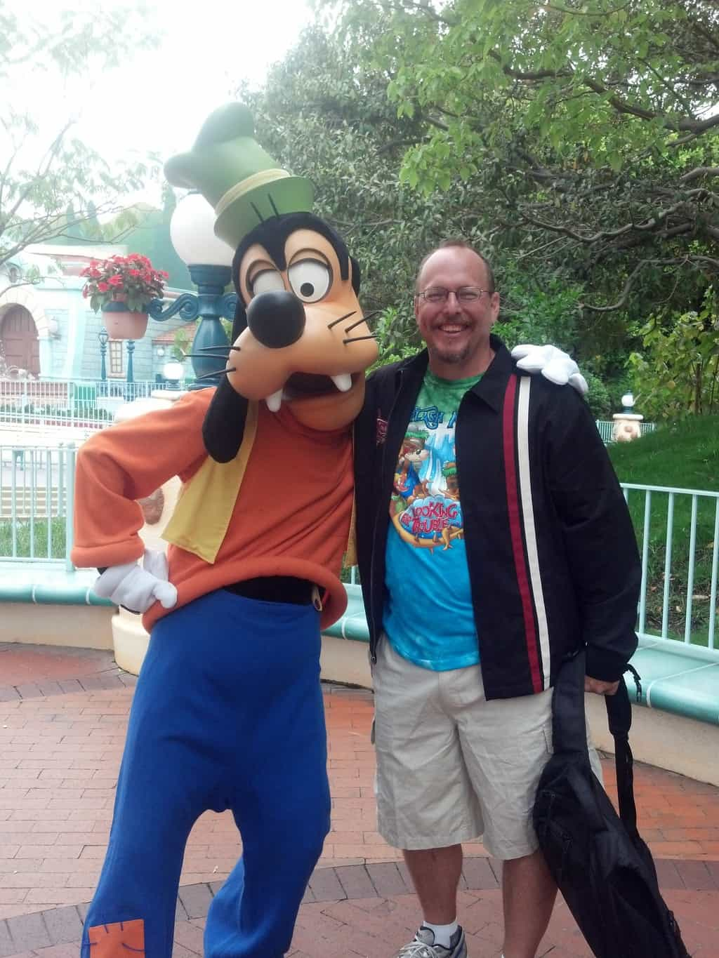 Goofy as The Great Goofini 2012