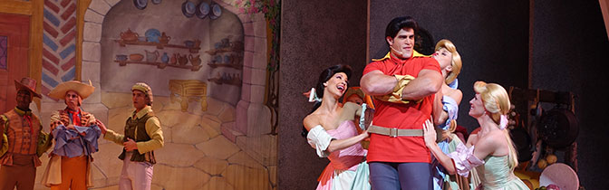 Beauty and the Beast at Hollywood Studios in Walt Disney World