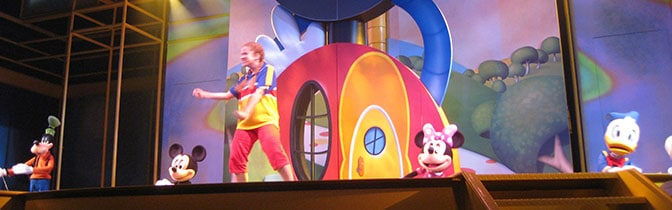 Disney Jr Live on Stage at Hollywood Studios