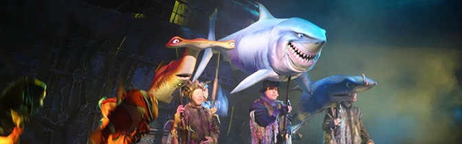 Finding Nemo the Musical Information
