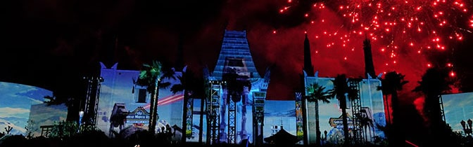 Star Wars A Galactic Spectacular at Hollywood Studios
