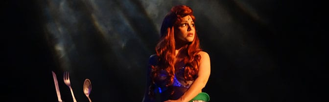 Voyage of the Little Mermaid at Hollywood Studios