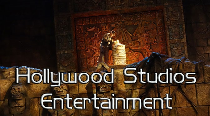 Hollywood Studios Entertainment Schedule Times Guide KennythePirate