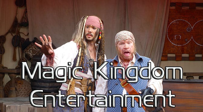 Magic Kingdom Entertainment Schedule, Magic Kingdom Times Guide KennythePirate