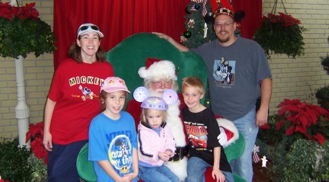 Santa Claus meet and greet coming to Hollywood Studios!
