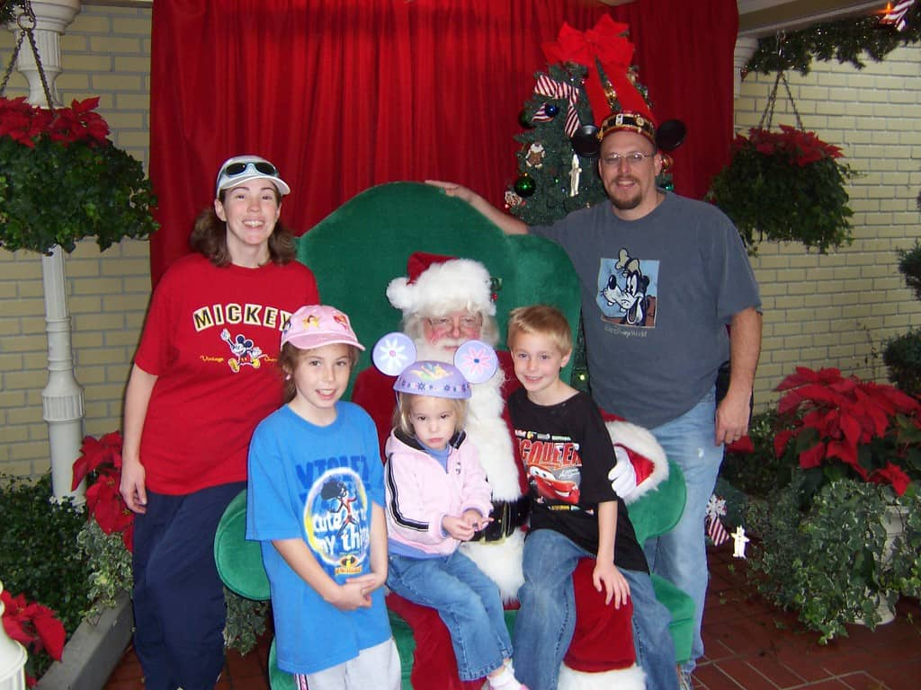 Meet Santa Claus at Disney's Hollywood Studios