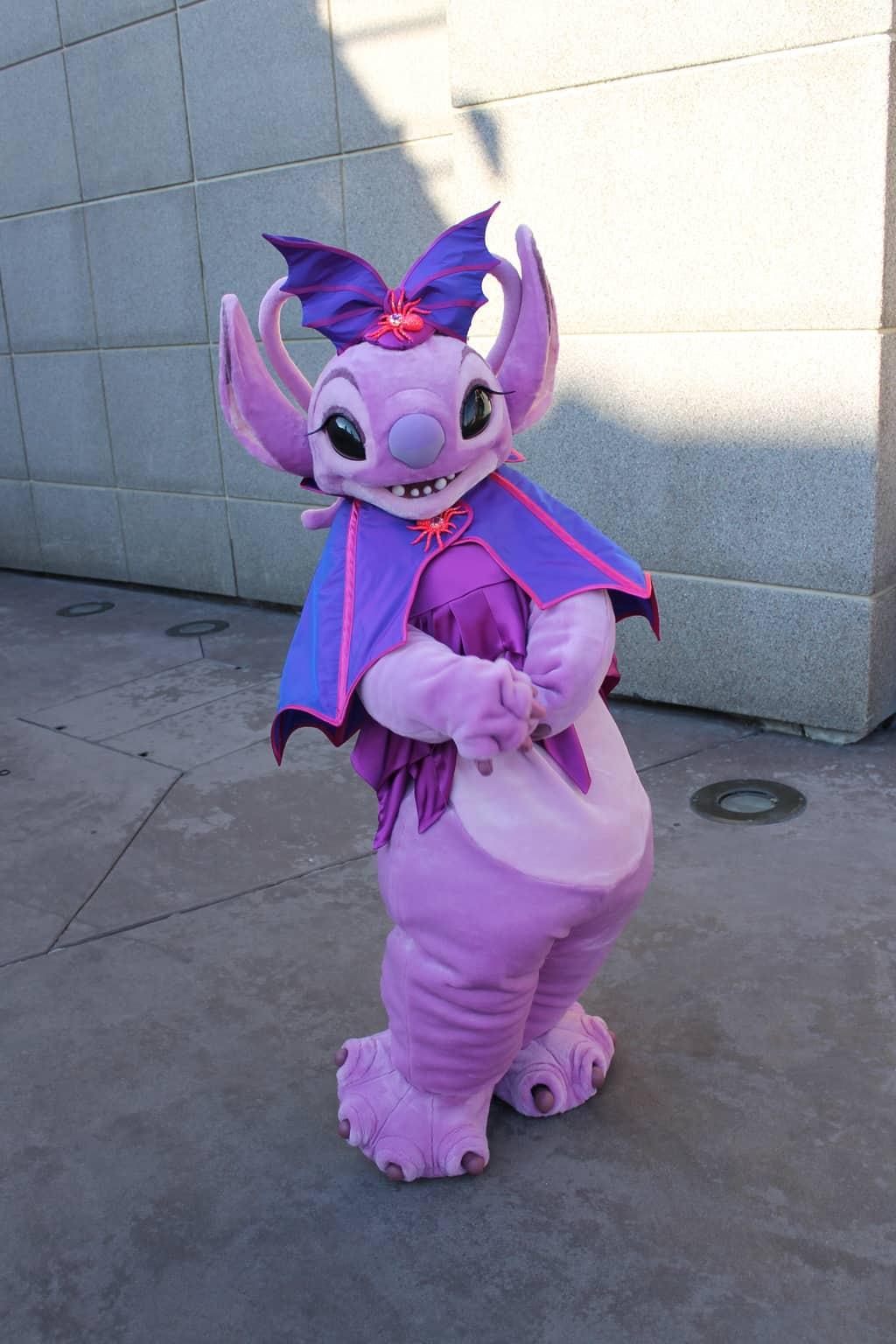 Angel Disneyland Paris meet and greet