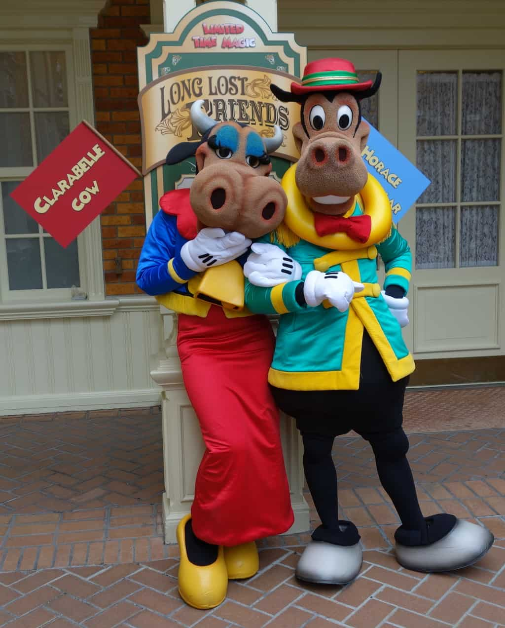 Clarabelle and Horace (1)